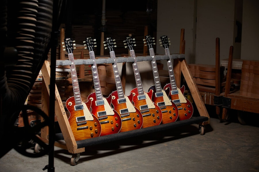 Gibson product line-up for 2020