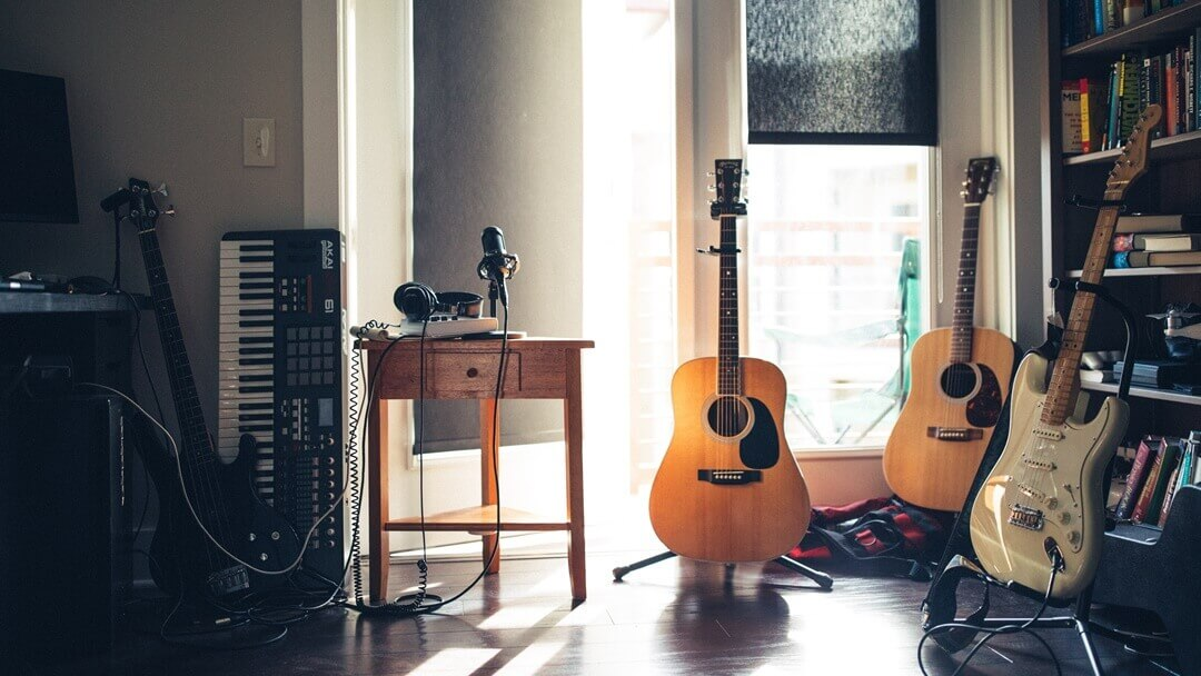 guitar gear for session work